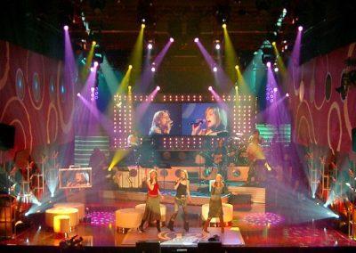 """Programa """"12 Puntos"""" de selección canción Andorra para Eurovisión, 2004"""