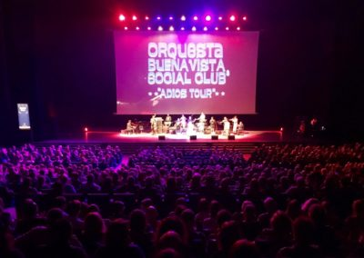 Orquesta Buenavista Social Club – ''Adiós Tour'', 2016