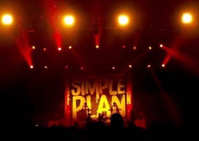 Simple Plan – ''Taking One For The Team'', 2016