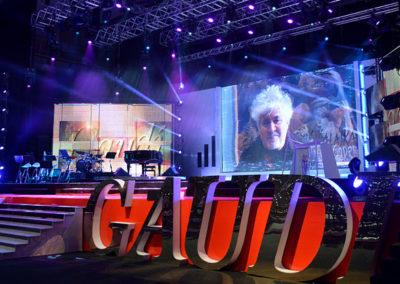 Gala VII Premis Gaudí 2015