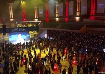 Dia Mundial del Turisme a Catalunya: ''El Sopar de les Estrelles'', 2016