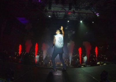 Maluma – ''Pretty Boy Dirty Boy World Tour'', 2016
