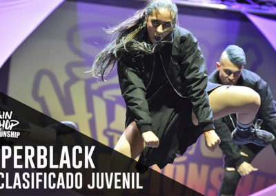 Spain Hip Hop Dance Championship, 2017