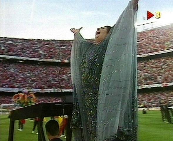 Homenaje a Montserrat Caballé