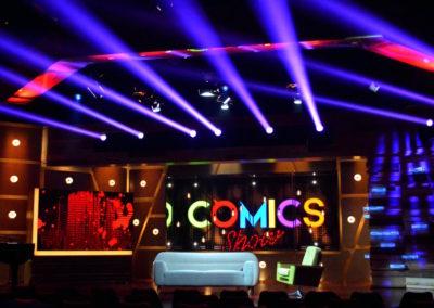 Programa ''Còmics Show'' de TV3, 2016