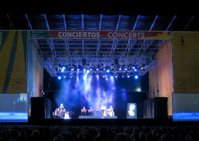 32nd America's Cup – Concert Stage, 2007