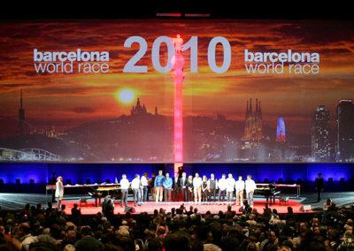 Barcelona World Race 2007/08 – Clausura y Entrega de premios
