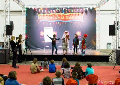 Festival de la Infancia 2015-2016
