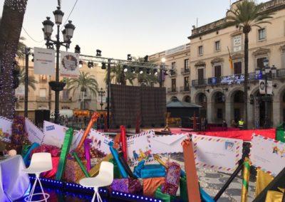 Cabalgata de TV3, 2019