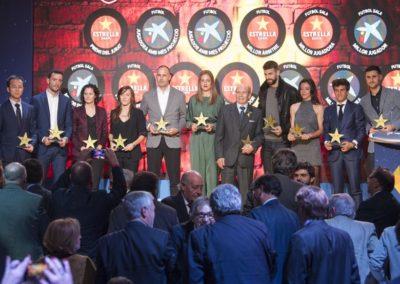 8ª Gala de les estrelles del futbol català